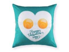 Polštář Valentýn - vejce Na Valentýna