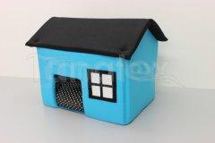Pelechy pro psy a kočky - Pelechy - Domeček - mini - pro fretky