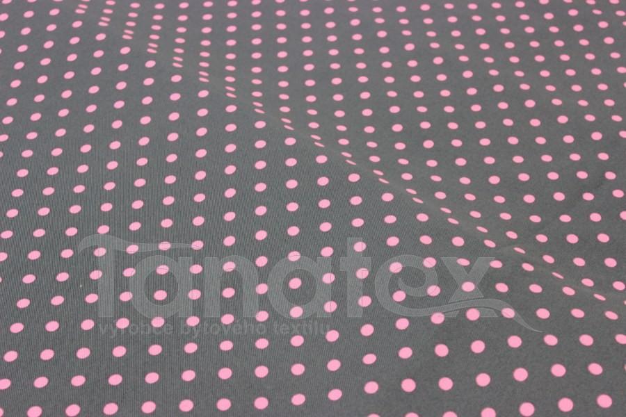Tunel Růžové puntíky - Tunel