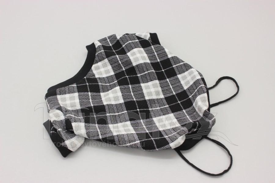 Obleček pro psa - svetřík Káro velikost  0