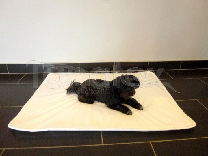 Sada 4+1 zdarma pratelných podložek 63x80cm - Pratelné pleny pro psy