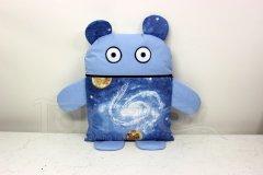 Pyžamožrout - Vesmírný návštěvník + uni modrá