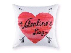Polštář Valentýn -Valentýnský den Na Valentýna