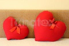 Polštářky - Srdce a pro zamilované