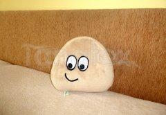 Polštářek - mikro mini Pou - béžový Polštář POU - Pou polštářek mini