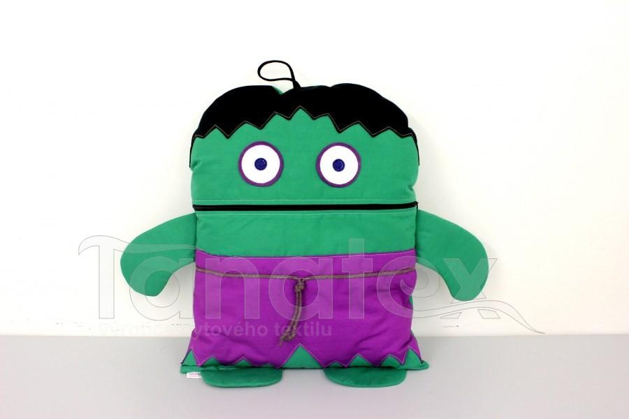 Pyžamožrout - Hulk
