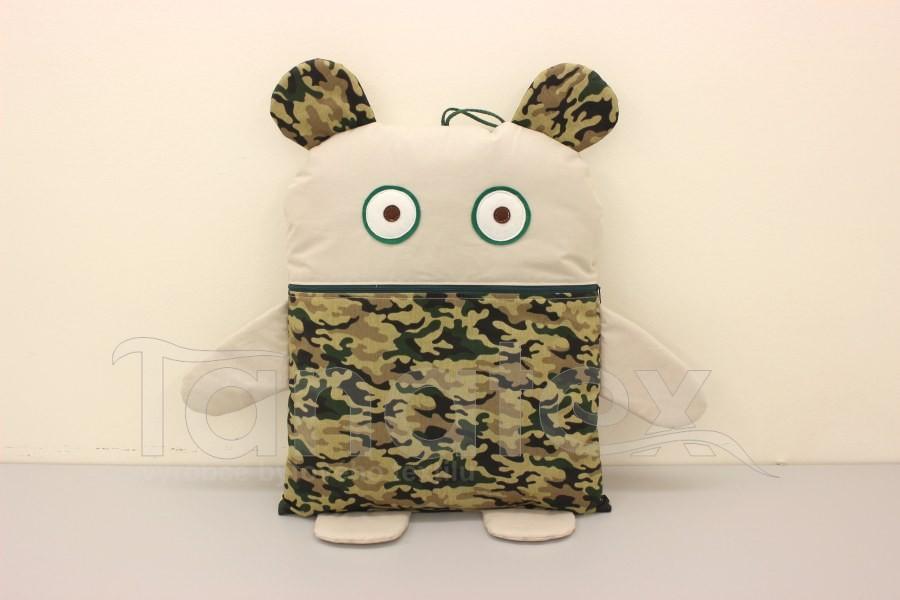 Pyžamožrout - Voják