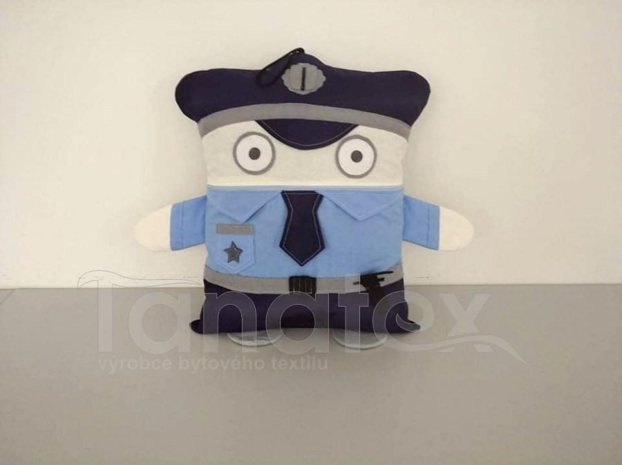 Pyžamožrout - Policajt