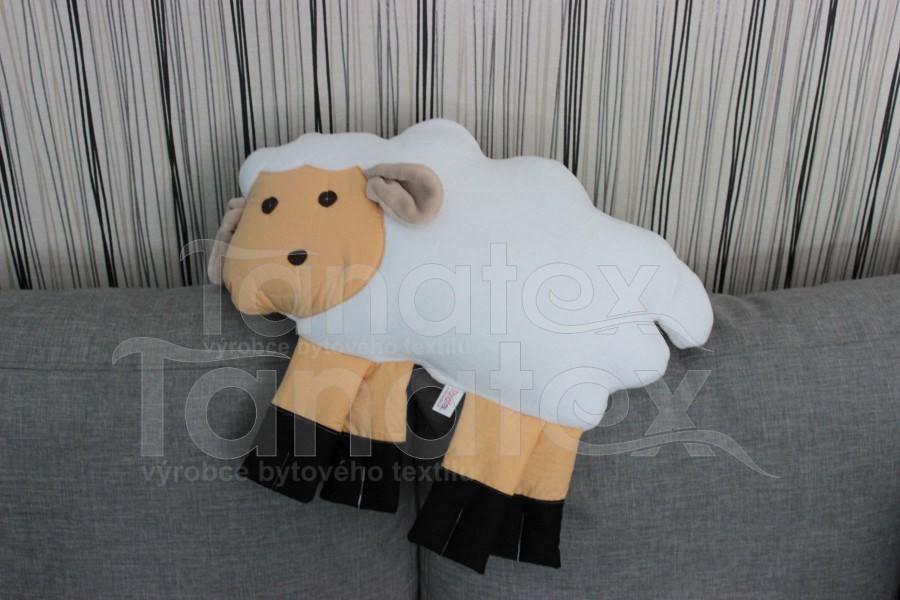 Polštářek mikro ovečka - Zvířátka