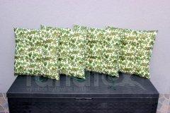 Sedák vánoční Zelené větvičky Sedáky na Vánoce