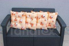 Sedák Oranžové macešky sedák klasik