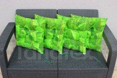 Sedák klasik zelené listy sedák klasik