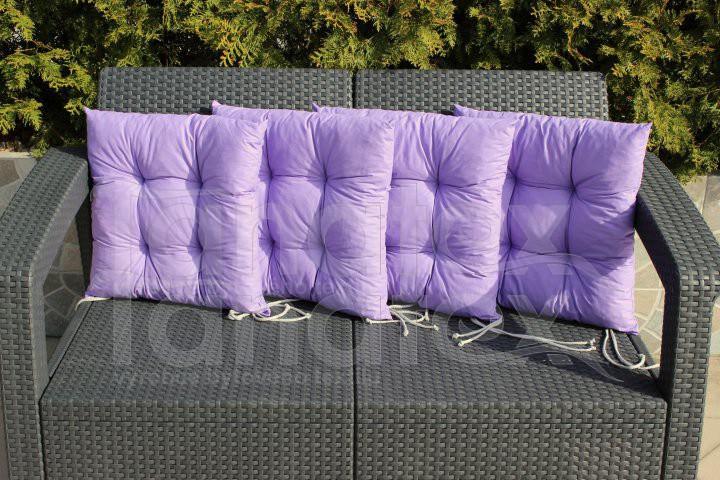 Sedák uni středně fialový - sedák klasik