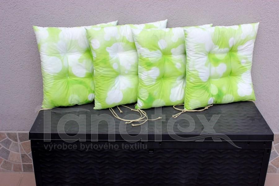Sedák Zelený bublifuk - sedák klasik