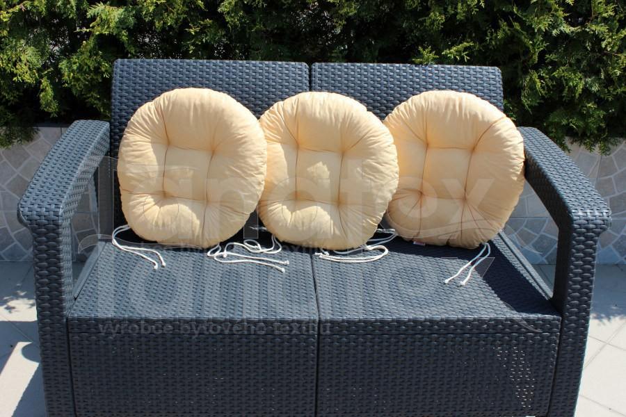 Sedák kulatý - pískový - sedák kulatý