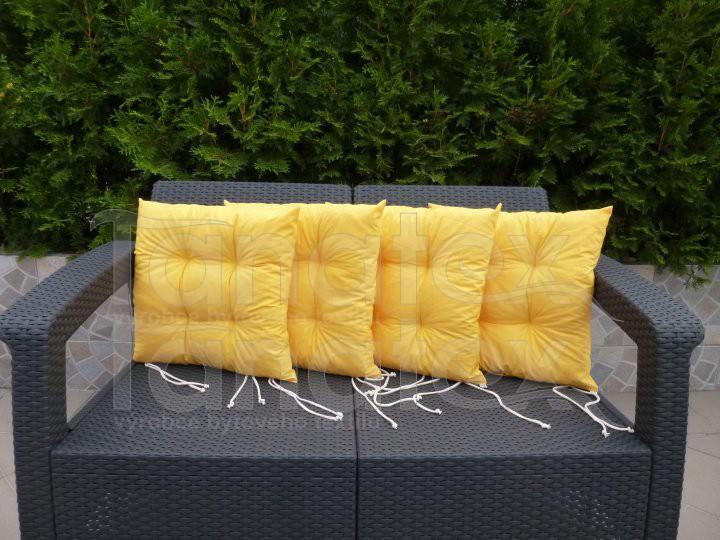 SEDÁK uni žlutý - sedák klasik