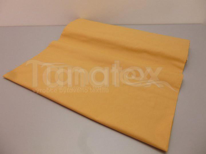 Metráž 240cm písková v32 - jednobarevná bavlna