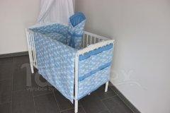 5 ti dílná sada Sladké sny v modrém Zvýhodněné sady pro miminko