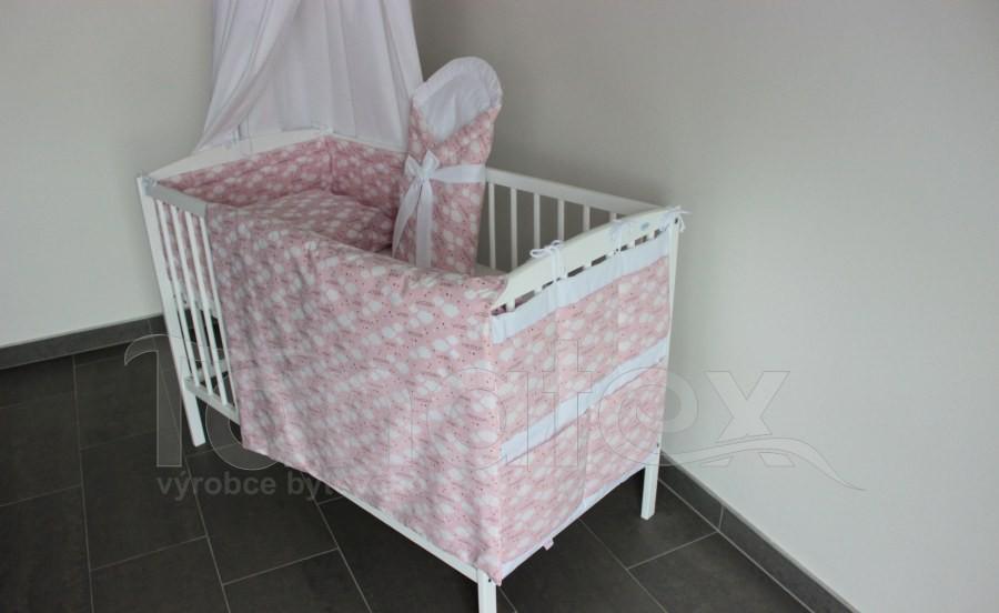 5 ti dílná sada Sladké sny v růžovém - Zvýhodněné sady pro miminko