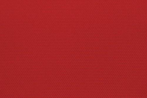 Kočárkovina - šusťák - červená - jednobarevná