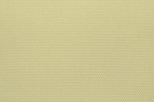 Kočárkovina - šusťák - okrová - jednobarevná