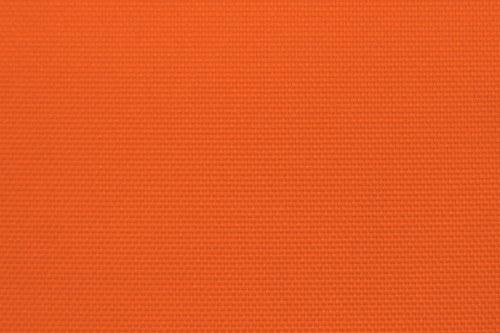 Kočárkovina - šusťák - oranž - jednobarevná