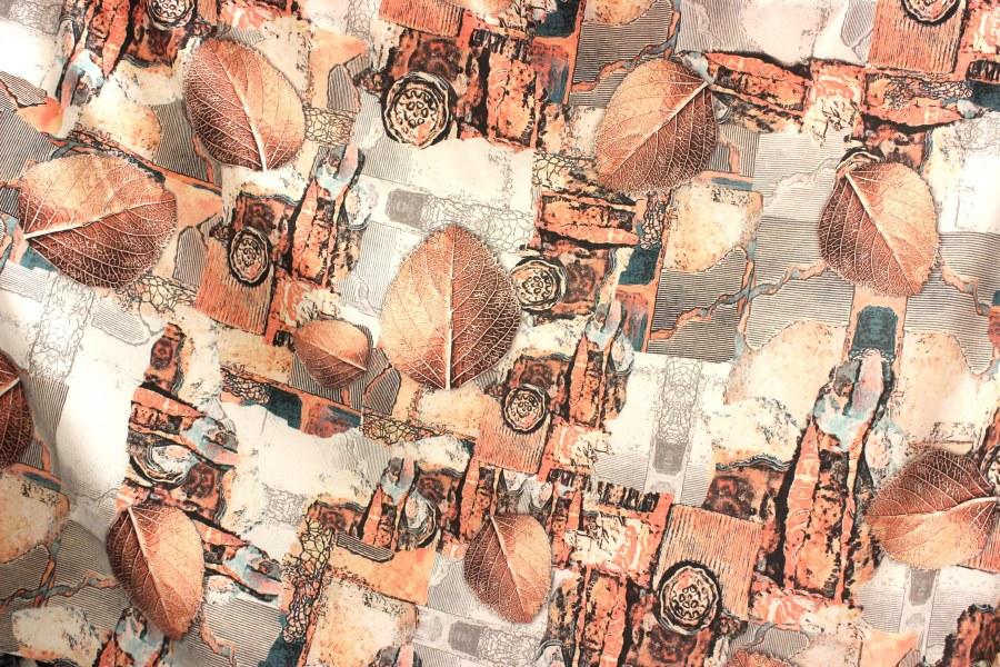 Umělé hedvábí - Listopad - umělé hedvábí