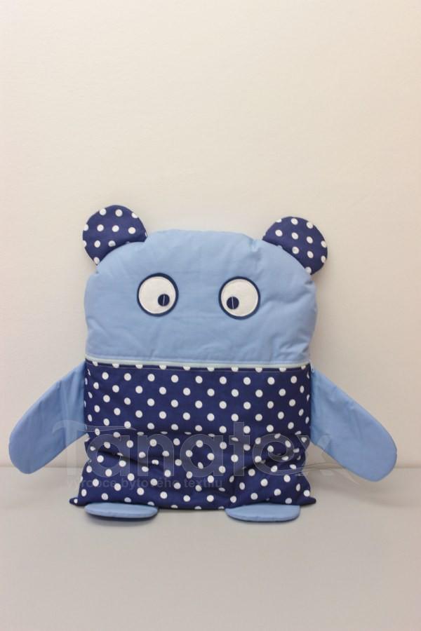 Pyžamožrout - Strašidýlko modré s puntíky - Pyžamožrout - Žrout snů