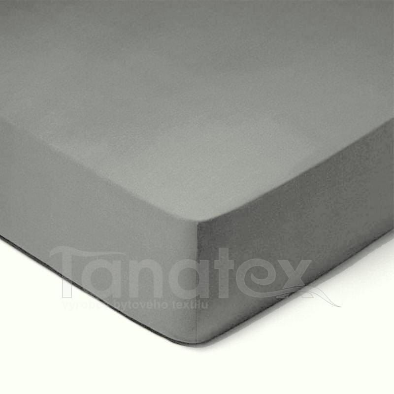 Povlak mikroplyš č. 131 - středně šedýšedý