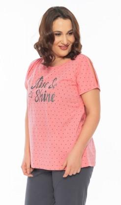 Dámské pyžamo kapri Shine