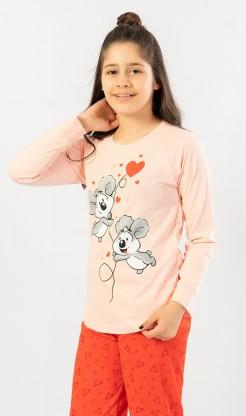 Dětské pyžamo dlouhé Koaly