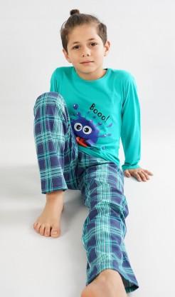 Dětské pyžamo dlouhé Matěj - dlouhý rukáv