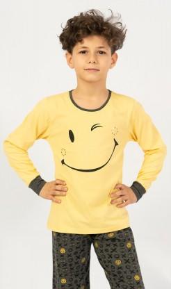 Dětské pyžamo dlouhé Patrik - Děti | Kluci | Chlapecká pyžama | Chlapecká pyžama s dlouhým rukávem