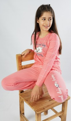 Dětské pyžamo dlouhé Sleeping day