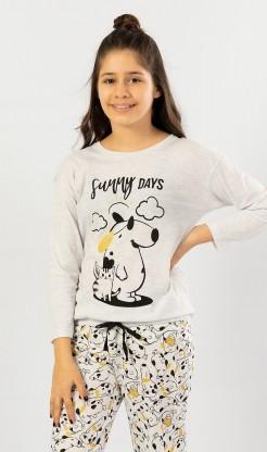 Dětské pyžamo dlouhé Sunny days