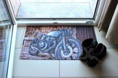 Rohožka Motorka koberečky